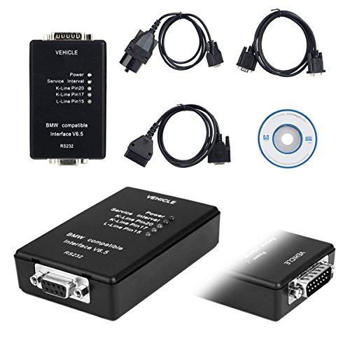 Generic Carsoft-Schnittstelle 6.5Code-Scanner OBD2 für BMW E30/E36/E46/Z3/E34/E39