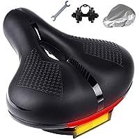 Hasagei Soft Padded Memory Foam Bike Seat