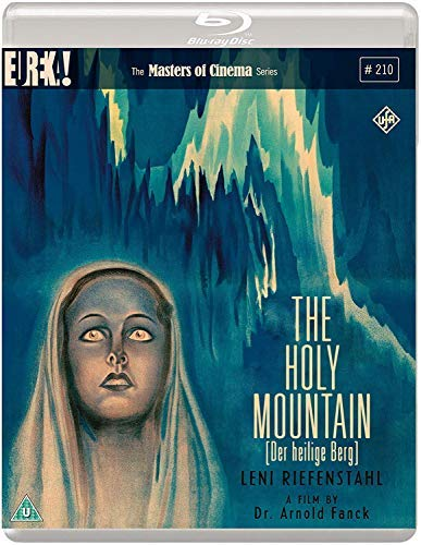 The Holy Mountain (1926) ( Der heilige Berg ) (Blu-Ray)