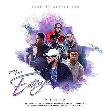 Todo Te Lo Entrego (Remix)