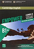 Cambridge English Empower Intermediate Combo B with Online Assessment