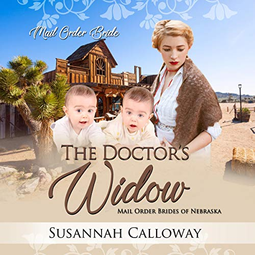 The Doctor's Widow cover art