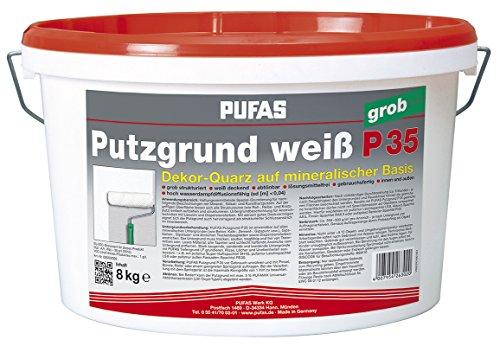 Pufas Putzgrund P 35 grob 8,000 KG