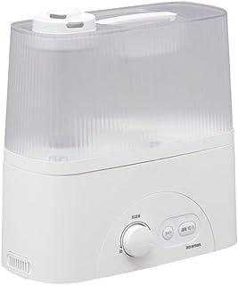 アイリスオーヤマ 加湿器 超音波ハイブリッド式 アロマ対応 クリア UHM-450D