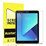 Galaxy Tab S3 / S2 9.7 Screen Protector (SM-T810 / T813/ T815 / T817/ T819 / T820 / T825), [Tempered Glass] [9H] Anti-Scratch, Bubble Free, HD Clear, Lifetime Replacement Screen Protector [1 Pack]
