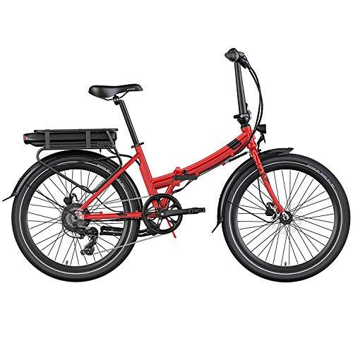 Legend Siena Bicicleta Eléctrica Plegable Urbana Smart