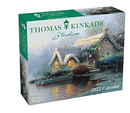 Thomas Kinkade: Painter of the Light 2022: Original Andrews McMeel-Tagesabreißkalender [Kalendar]