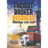 Deals on Freight Broker Business Startup 2021-2022 Kindle Edition
