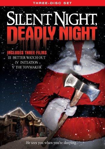 Silent Night Deadly Night Three-Disc Set [Reino Unido] [DVD]