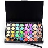 YOUNGE 40 Farbmatte Lidschatten-Palette Maquillaje Tierra Lidschatten cosméticos Glitter estanco langlebige Make-up-Werkzeuge