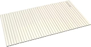 パール金属 シンプルピュア シャッター 式 風呂 ふた S12 65×120cm アイボリー 【日本製】 HB-659