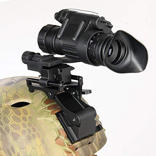 HXC Rhino Mount für PVS-14 Night Vision Black(Ohne Nachtsicht)