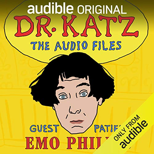 Ep. 10: Emo Philips (Dr. Katz: The Audio Files) cover art