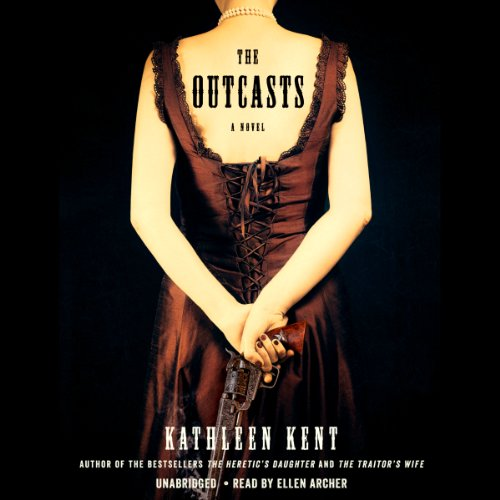 The Outcasts audiobook cover art