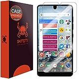 Skinomi TechSkin [1-Pack] (Case Compatible) Clear Screen Protector for Essential Phone (PH-1) Anti-Bubble HD TPU Film