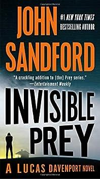 Paperback Invisible Prey (A Prey Novel) Book