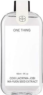 [ONE THING KOREA] オーガニック ハトムギエキス | 韓国コスメ·化粧水·トナー·スキントナー·基礎化粧品·フェイシャルトナー·水分補給·ワンシン·韓国化粧水·スキンケア (300ml)