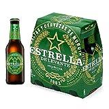 Estrella de Levante Cerveza, 6 x 25cl