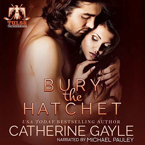 Bury the Hatchet audiobook cover art