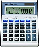 Victor 6500 12-Digit Desktop Financial Calculator, Loan & Mortgage Payments and Interest Calculator for Real...