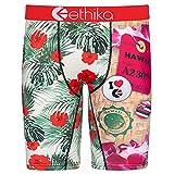 Ethika Mens Staple Boxer Briefs | Aloha Ethika (Assorted, Medium)