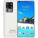 smart phone Teléfono Inteligente Perforado Verdadero de la Barra de Caramelo del teléfono Elegante de Android del teléfono móvil de 7.2 Pulgadas