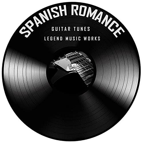 Spanish Romance (Fender Strat Guitar) (Fender Strat Guitar)
