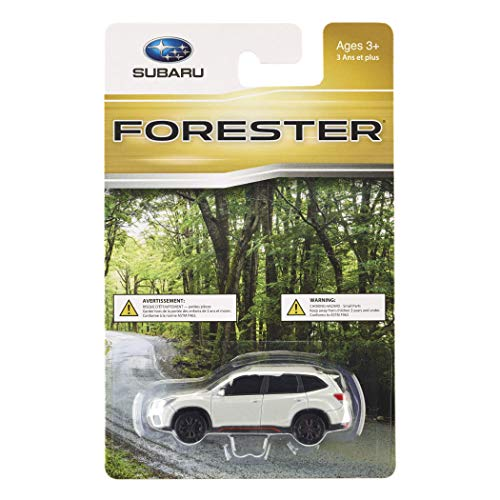 SUBARU Official Genuine Forester 1/64 Die Cast Toy Car Diecast New 1: 64 New Sport White
