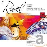 Bolero / Pavane / Piano Concerto in G