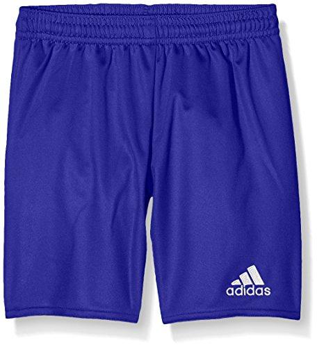 Adidas Parma 16 Sho Wb Short per Uomo, Blu/Bianco (Azufue/Bianco), IT : 5-6 anni ( Taglia produttore : 116 )