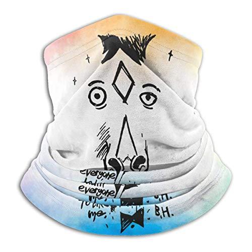 N / A Bojack Horseman Calentador De Cuello Bandanas Bufanda Pañuelo para La Cabeza Calentador De Cuello Respirable Pañuelo De Cabeza para Hombre Mujer