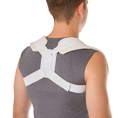 BraceAbility Figure 8 Clavicle Brace and Posture Corrector