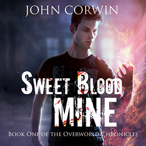 Sweet Blood of Mine cover art