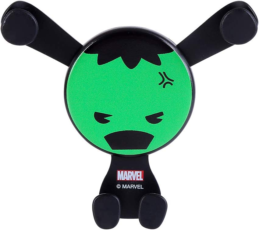 MINISO Marvel Car Phone Mount Air Vent Cell Smartphone Holder Fit 4