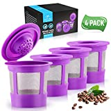 Best Reusable K Cups - Zulay (4 pack) Reusable Coffee Pods For Keurig Review