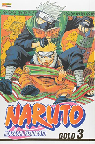 Naruto Gold - Volume 3