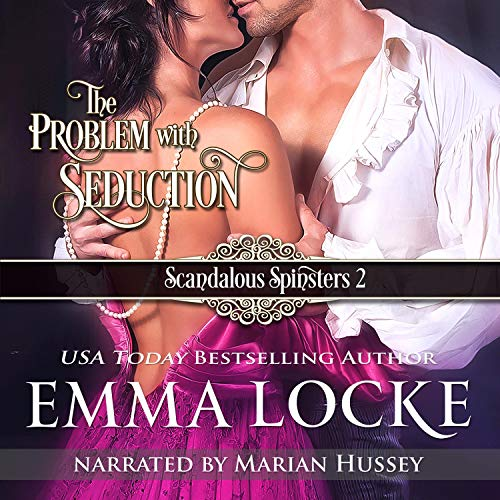 The Problem with Seduction Audiobook By Emma Locke cover art