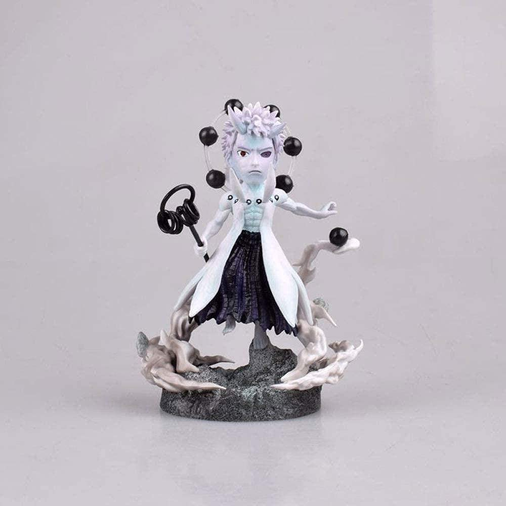 Naruto Our shop OFFers the best service Six Ways Obito Figure 13 Anime Cheap bargain Uchiha