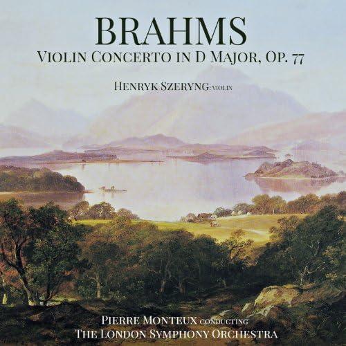 Pierre Monteux, The London Symphony Orchestra & Henryk Szeryng