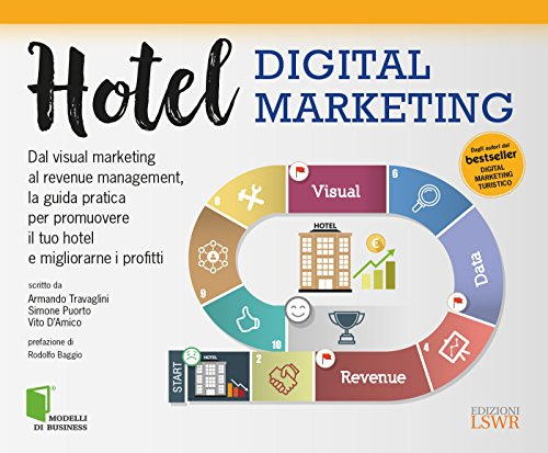 Hotel digital marketing. Dal visual marketing al revenue management, la guida pratica per promuovere il tuo hotel e migliorarne i profitti