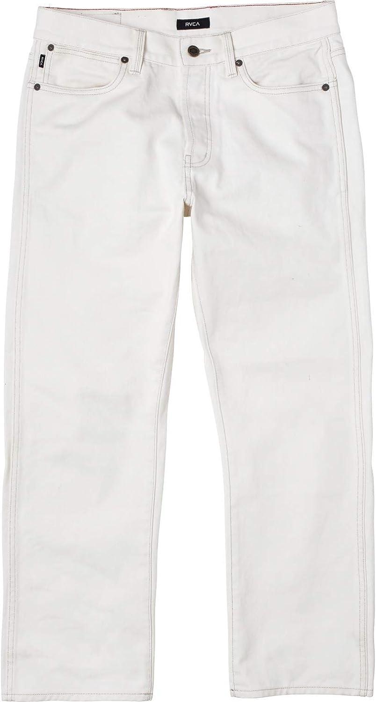 RVCA Men's New Dawn Denim Pants