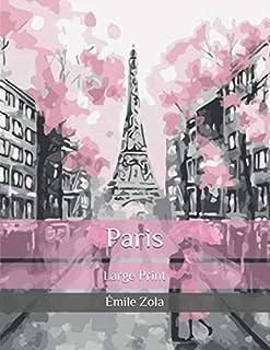 Paris: Large Print