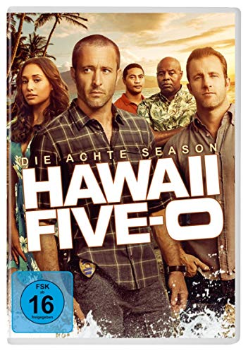 Hawaii Five-0 - Season 8 [6 DVDs]
