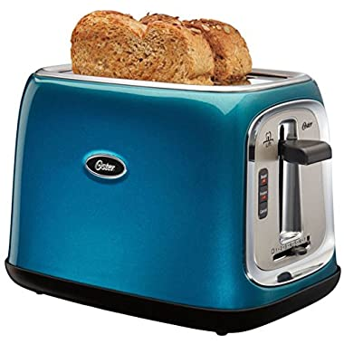 Oster® 2-Slice Toaster- Turquoise