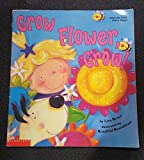 Grow Flower Grow preschool book