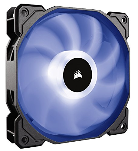 Corsair CO-9050059-WW SP Series, SP120 RGB LED, 120mm High Performance RGB LED Single Fan, no Controller