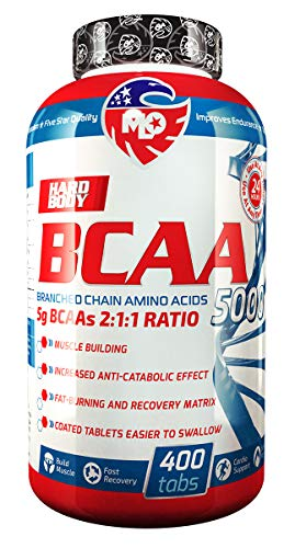 5 Gram BCAA 5000 Extreme Muscle Repair and Growth