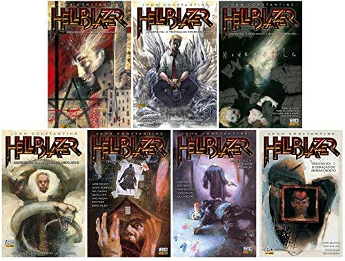 Hellblazer Origens - Vol. 1 ao Vol. 7