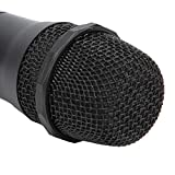 Micrófono de Karaoke, micrófono inalámbrico Profesional, cápsula direccional en Forma de corazón, Karaoke en casa para Chat de Voz en casa, Canto en línea