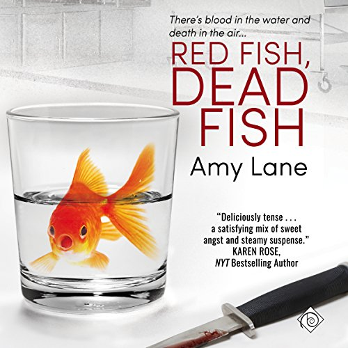 Red Fish, Dead Fish audiobook cover art